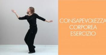 consapevolezza corporea esercizio