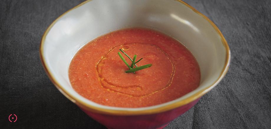 Gazpacho rosso