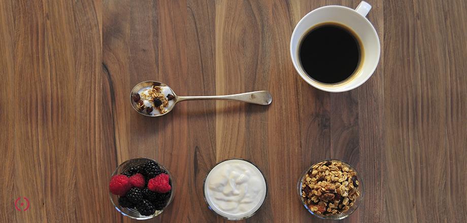 colazione giorno 5 muesli