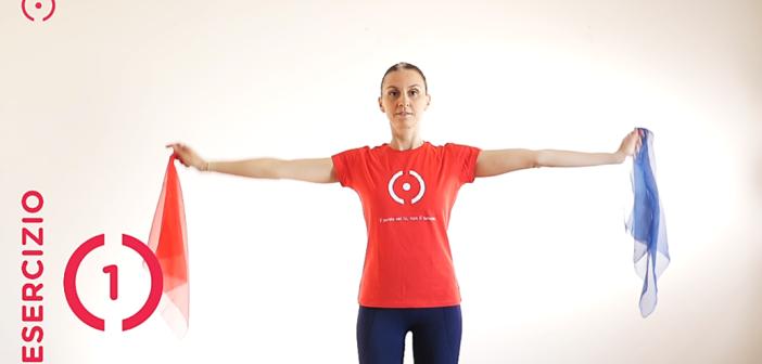 linfedema braccio ed esercizi