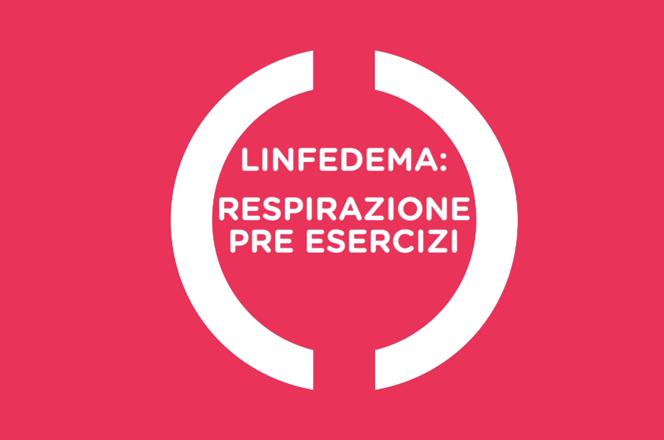 linfedema esercizi