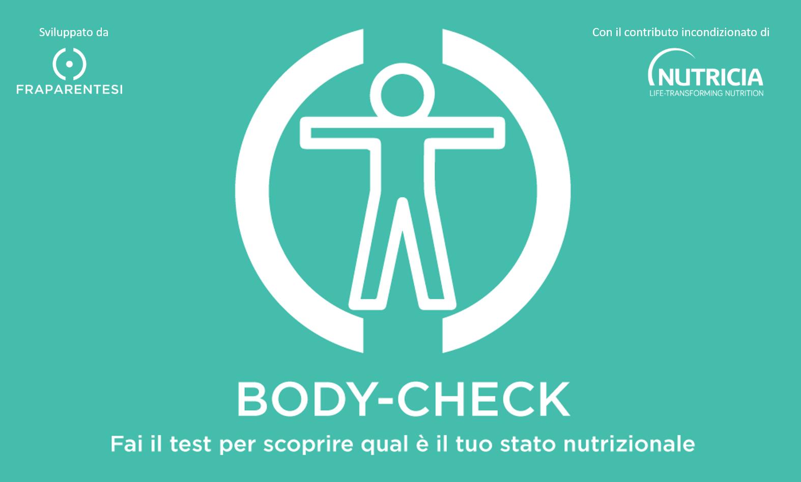 body check nutrizione oncologica